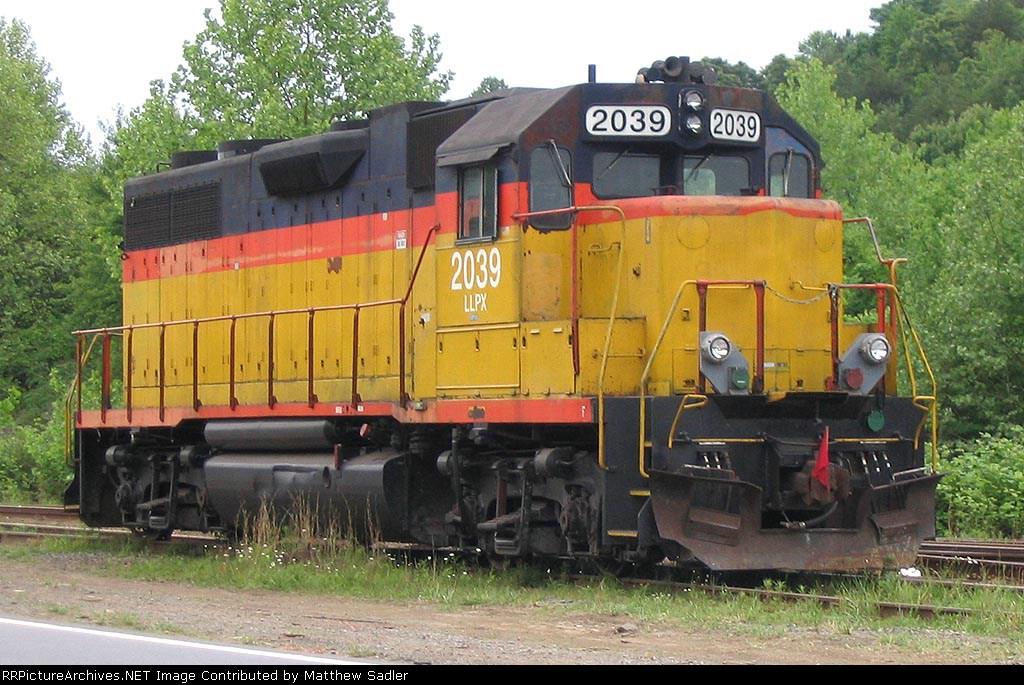 LLPX GP38 2039