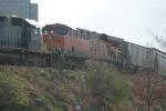 BNSF 7609