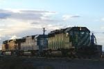 BNSF 8071 & Company