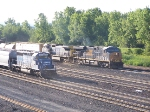 CSX 8809, CSX 5306 & 7818