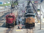 PVRR 2558 & CSX 4837