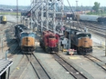 CSX 4789, PVRR 2558 and CSX 4837