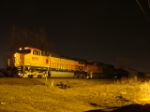 BNSF 4075 & 8228