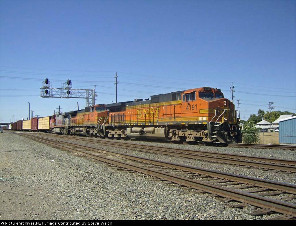 BNSF 4191