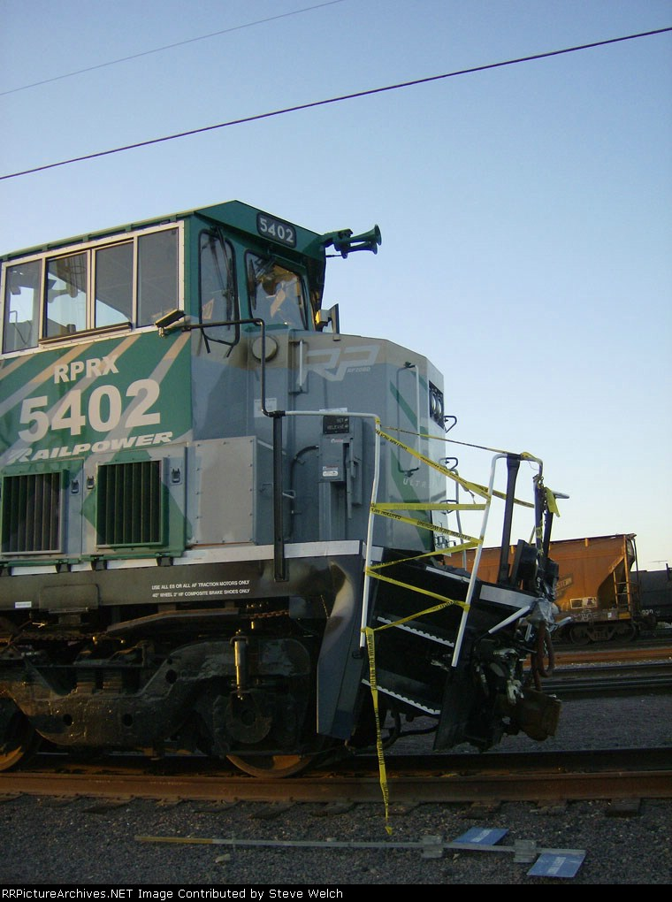 Wrecked 5402