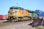 UP 9512 & CEFX 7101