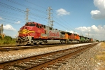 BNSF 613 and BNSF 5109