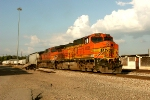 BNSF 4193 and BNSF 5108