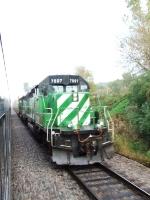 BNSF 7897