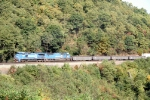 WB at Horseshoe Curve