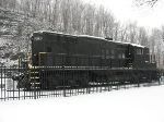 PRR 7048 on static display