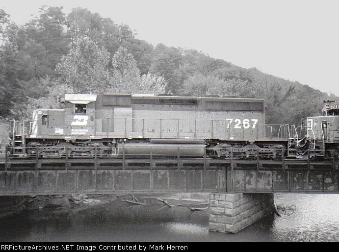 Noix Creek Bridge