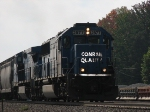 Another Great Piece Of Heritage, a Conrail SD70