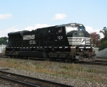 NS 7213 Proceeds To The Engine house and they leave the Coal Cars For RJ Coleman