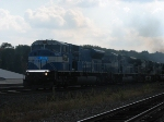 The Great Conrail SD80MAC's Leave Cresson Heavy On the Horn
