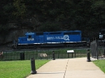 Greeting Everyone at Horseshoe Curve with That Great Deep Conrail Horn