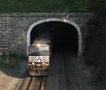 An Empty Dash 9-40CW Coal Train