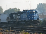 The Conrail Sd40-2 In Better Light