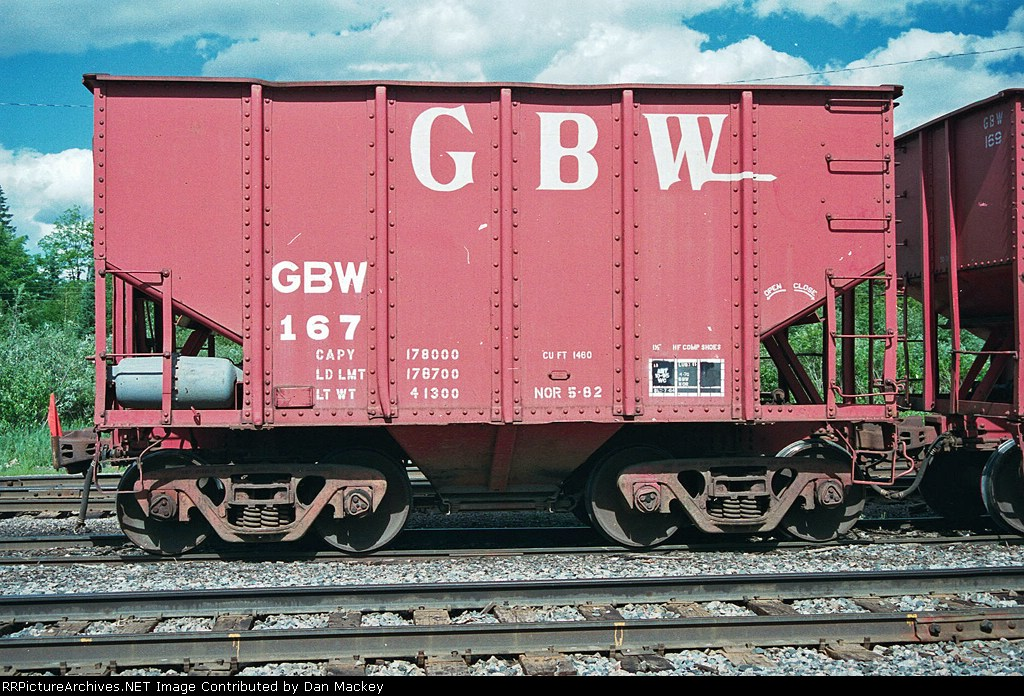 GBW 167