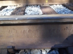 CSX Siding Rail