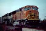 BNSF 9851 West