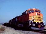 BNSF 4903 West