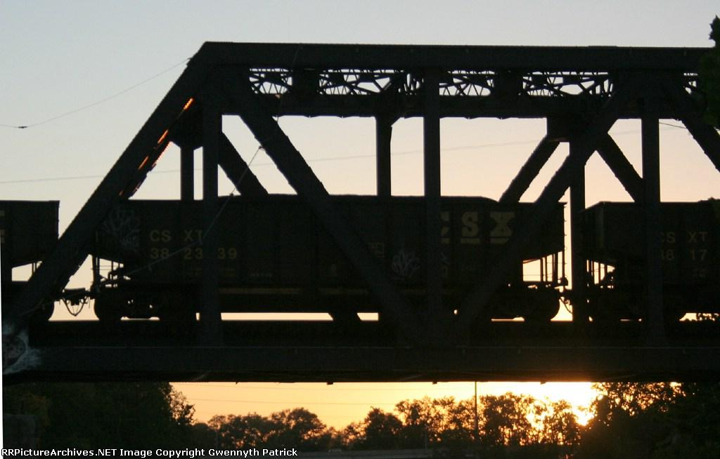 V-train track 1, LM