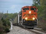BNSF 9350 & 9417 leading N956-11