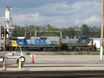 CSX 1507 & 544