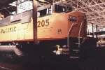 UP 6205