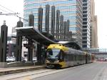 "070806004 Downtown ""Hiawatha"" light rail action"