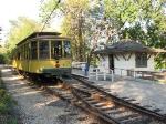 071013005 TCRT 1300 at Linden Hills Station on Como-Harriet line.