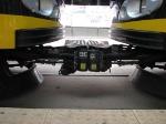 080706008 Dellner coupler detail on Hiawatha light rail car