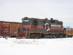 Pan Am rail's GP 9 # 71