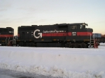 Pan Am Rail GP40 #507