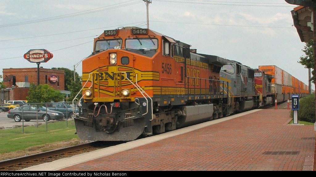 BNSF 5456