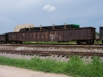 Milwaukee Road Gondola MILW 93827!
