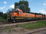 The Katy rides again, in BNSF 2007