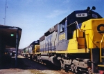 Ex- Conrail SD40-2