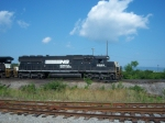 NS 6569 from TVRM train to Chickamauga at 23rd street