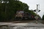 Westbound CP train