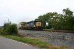 CSX 8104 with auto train