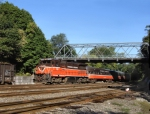 Fall Circle Tour sponsored by the Massachusetts Bay Railroad Enthusiasts