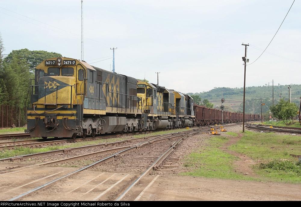 GE C26-7MP # 3671