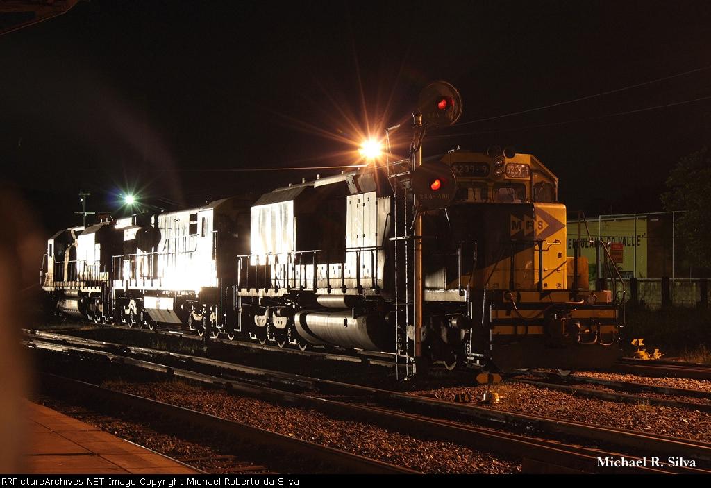 MRS EMD SD40-2 # 5239-9