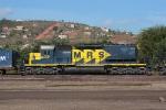 EMD SD40-2 # 5244