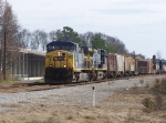 CSX 41 freights out of town