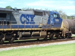 CSX 7886 with tankers