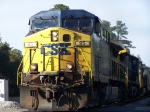 CSX 85, Up close and Personal