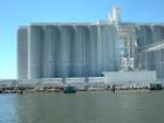 Along the Savannah River, NS Hoppers at Kaolin (white dirt)aluminum silicate hydroxide Plant